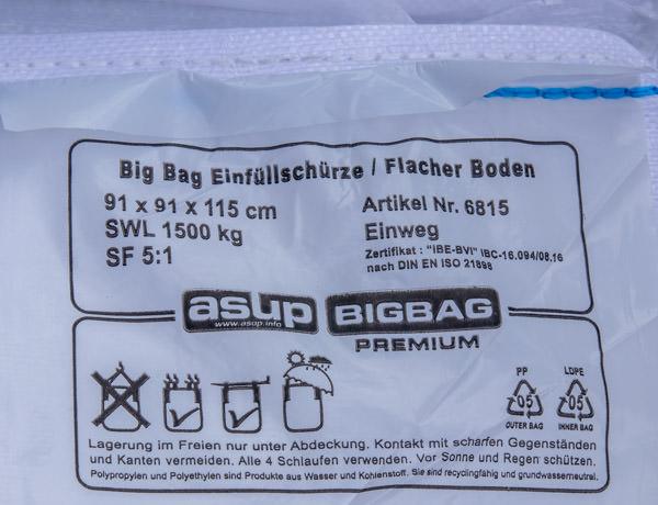 Big Bag Asbestsack